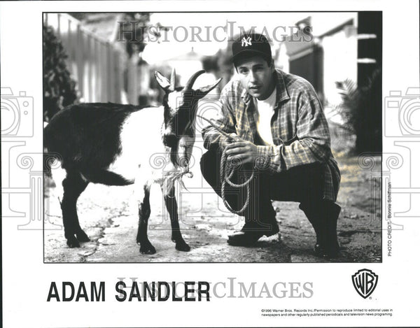 Press Photo Adam Sandler is an American  Actor - Historic Images