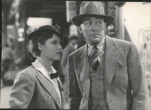 "1935 Press Photo James Dunn ""Bad Boy"" - Historic Images"