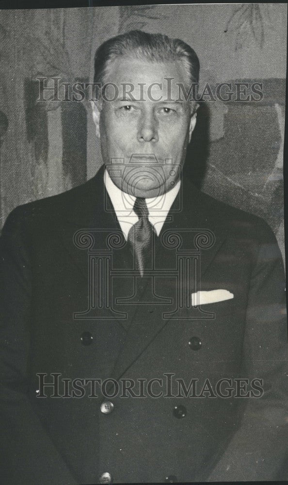 1932 Press Photo MYRON TAYLOR United States Steel - Historic Images