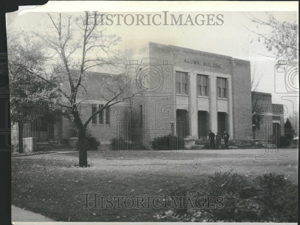 1938 Press Photo Ferris institute named for W N Ferris - Historic Images