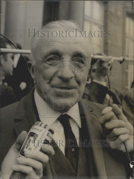 1970 Press Photo Louis Neel - KSK06863 - Historic Images