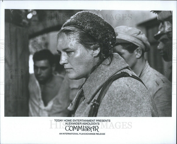 "1967 Press Photo Nonna Mordyukova in ""Commissar"" - Historic Images"