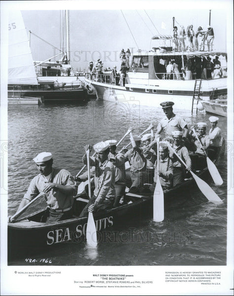 1970 Press Photo Scene From Boatniks - Historic Images