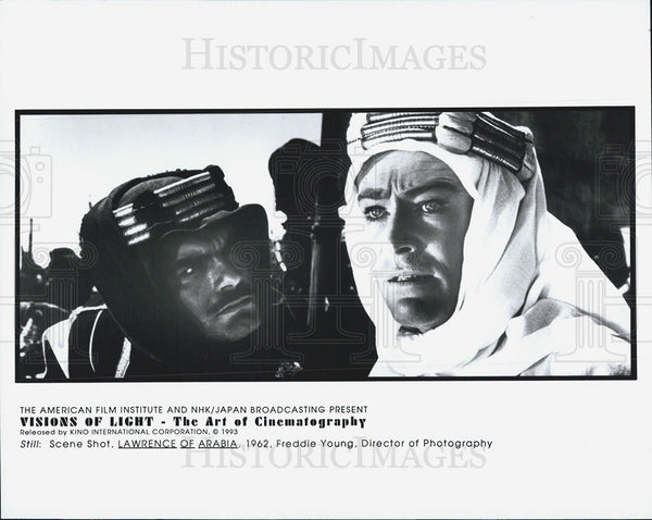 "1962 Press Photo ""Lawrence of Arabia."" - Historic Images"