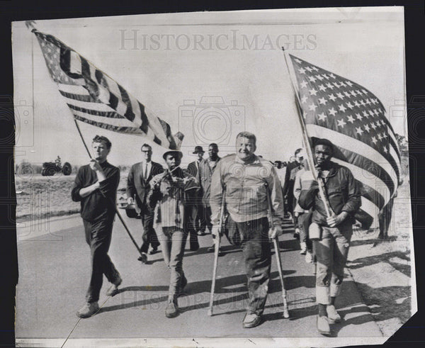 1965 Press Photo - Historic Images