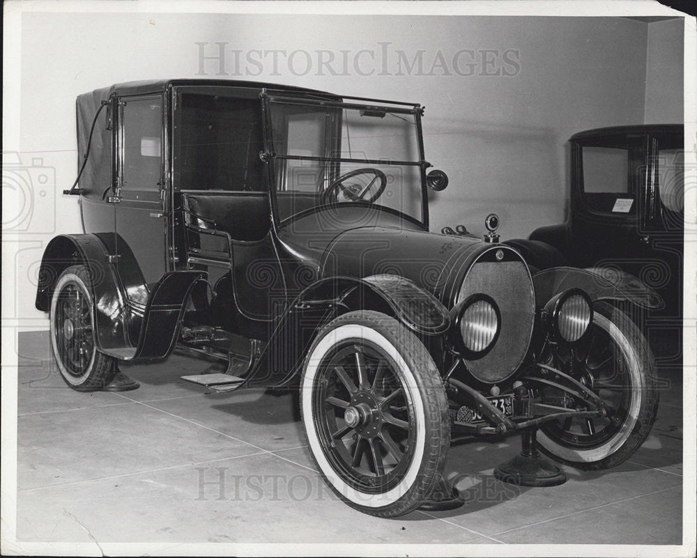 1942 Press Photo 1914 Brewster Laudaulet car - Historic Images