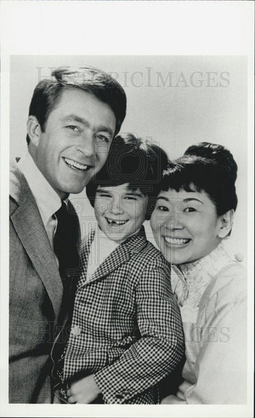 "1969 Press Photo ""Courtship of Eddie's Father"" Bill Bixby - Historic Images"