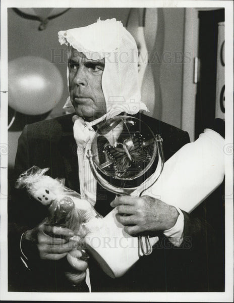 1969 Press Photo Fred MacMurray - Historic Images