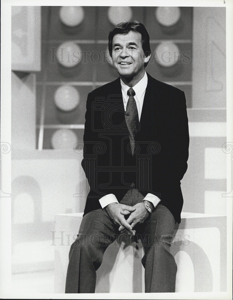 1985 Press Photo Dick Clark Host All-Time Greatest TV Censored Bloopers -  Historic Images