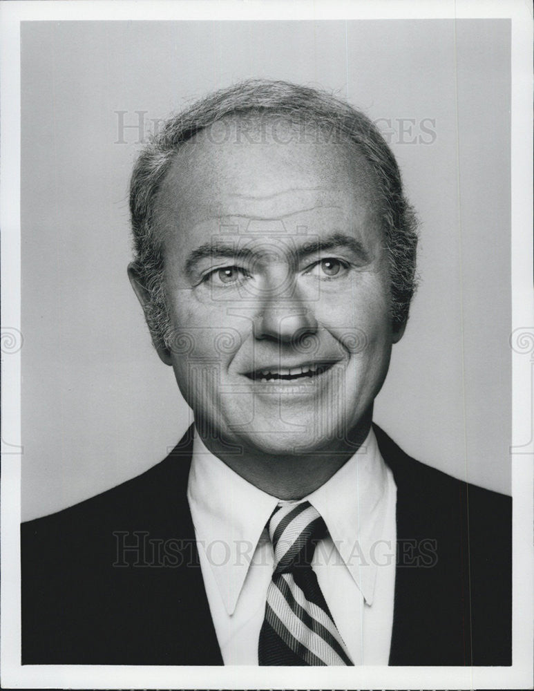1977 Press Photo Actor Harvey Korman - Historic Images