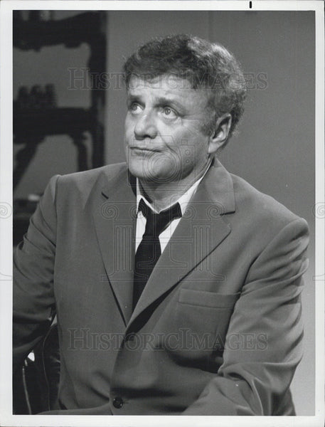 Press Photo  of Actor Brian Keith. - Historic Images