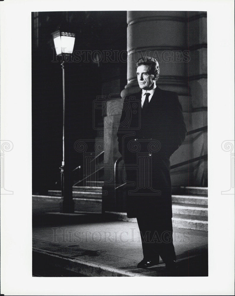 Press Photo Actor Robert Stack - Historic Images