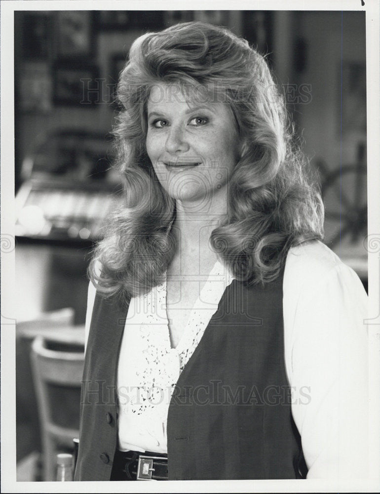 1990 Press Photo Actress Judith Ivey Stars In NBC Television Show Down Home - Historic Images