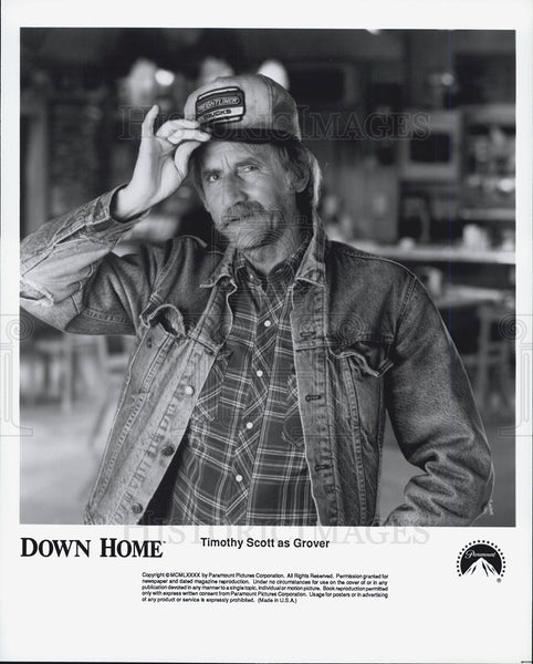 "Press Photo Timothy Scott starring in ""Down Home"" - Historic Images"