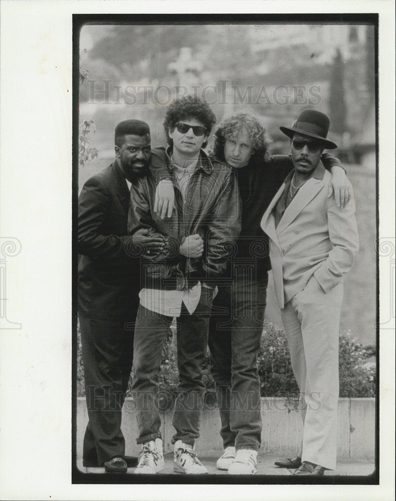 1992 Press Photo Was not was entertainer - Historic Images