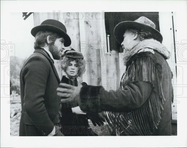 "1971 Press Photo Warren Beatty in ""McCabe & Mrs Miller"" - Historic Images"