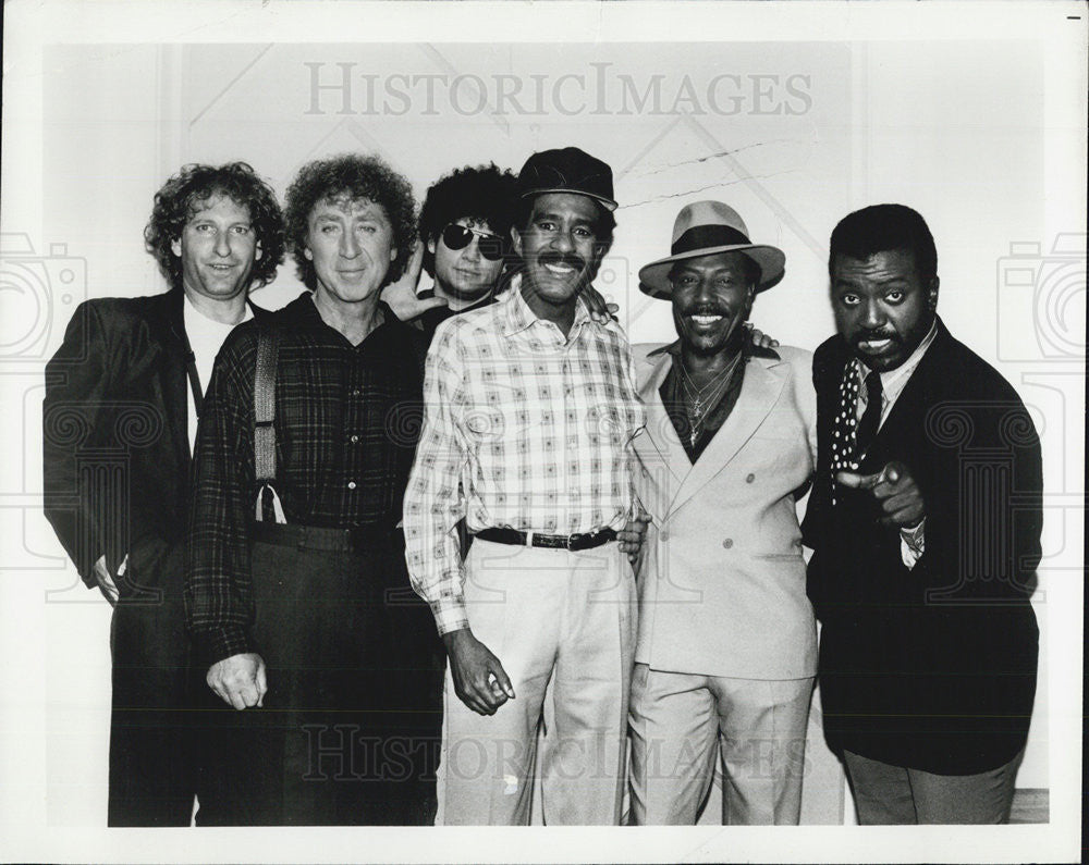 1994 Press Photo Was Not Was,pop group - Historic Images