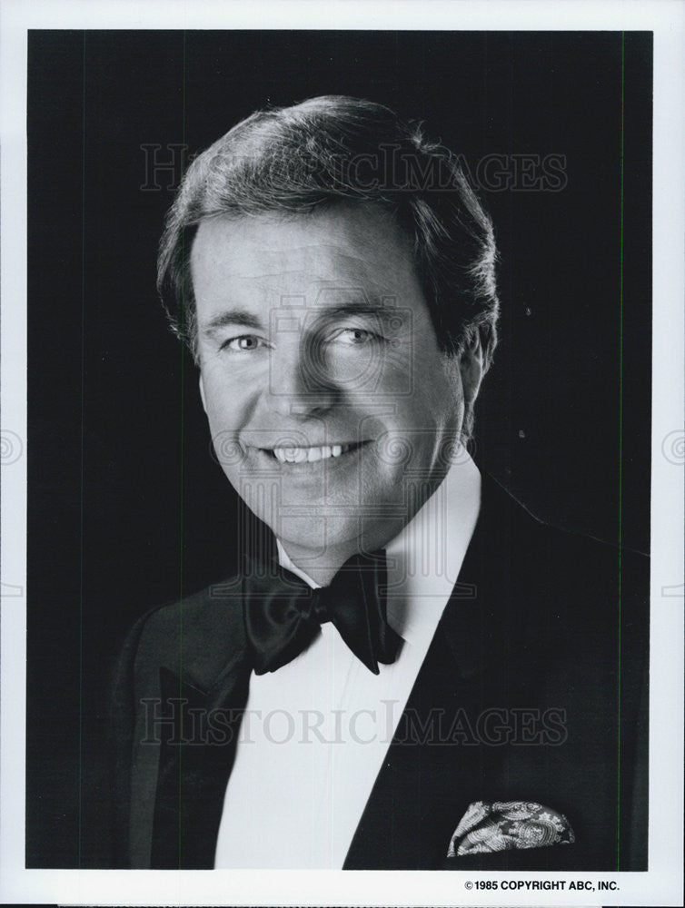 "1985 Press Photo Robert Wagner on ""Lime Street"" - Historic Images"