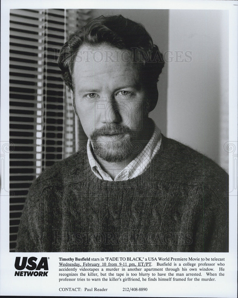 "Press Photo Timothy Busfield in ""Fade to Black"" - Historic Images"