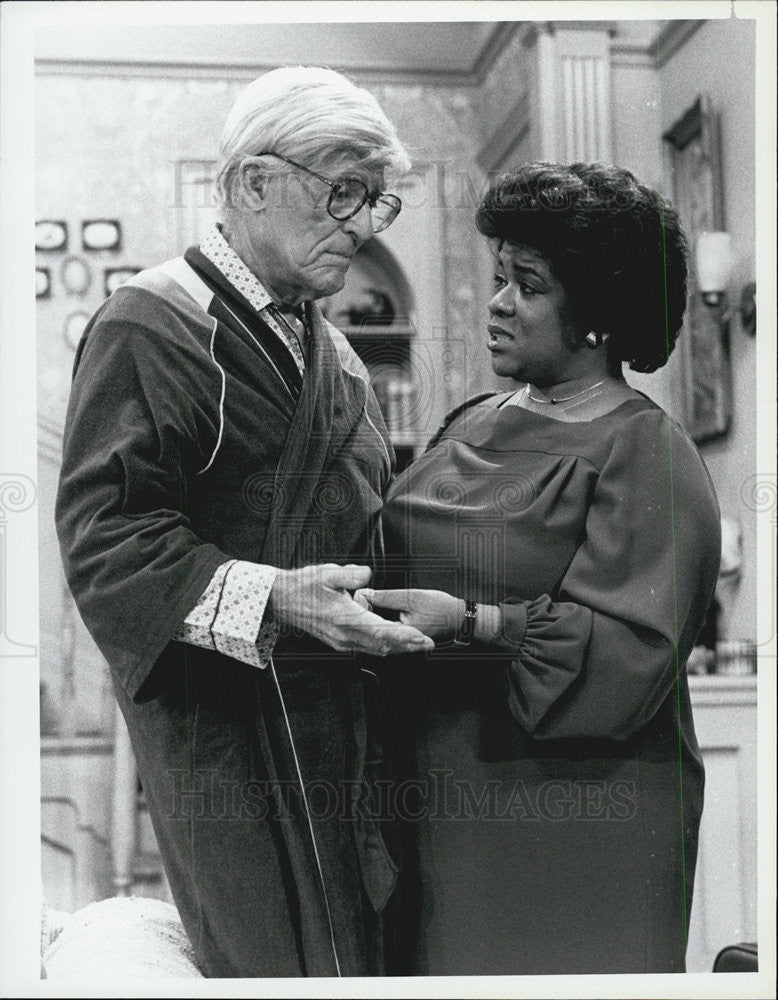 "1985 Press PhotoNell Carter in ""Gimme a Break"" - Historic Images"