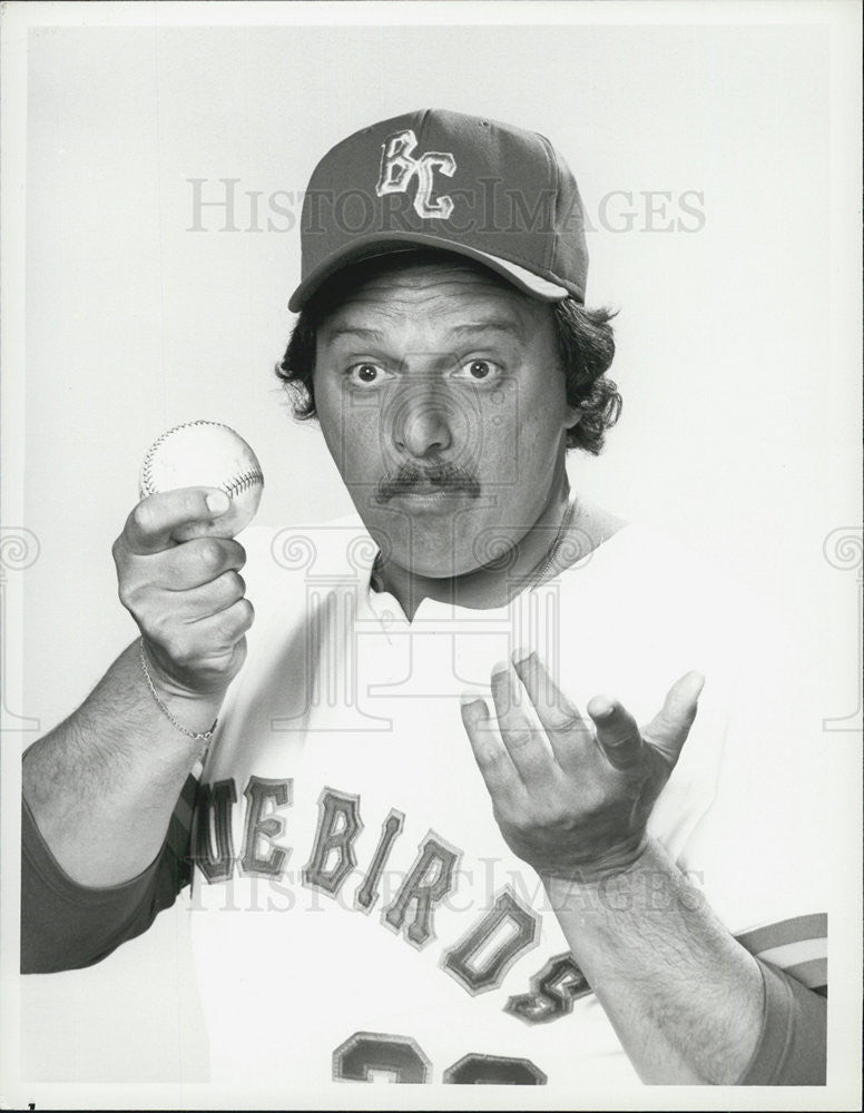 1983 Press Photo Actor Dennis Franz - Historic Images