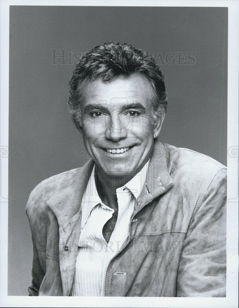 Press Photo Actor Anthony Franciosa in ABC Television Finder of Lost Loves - Historic Images