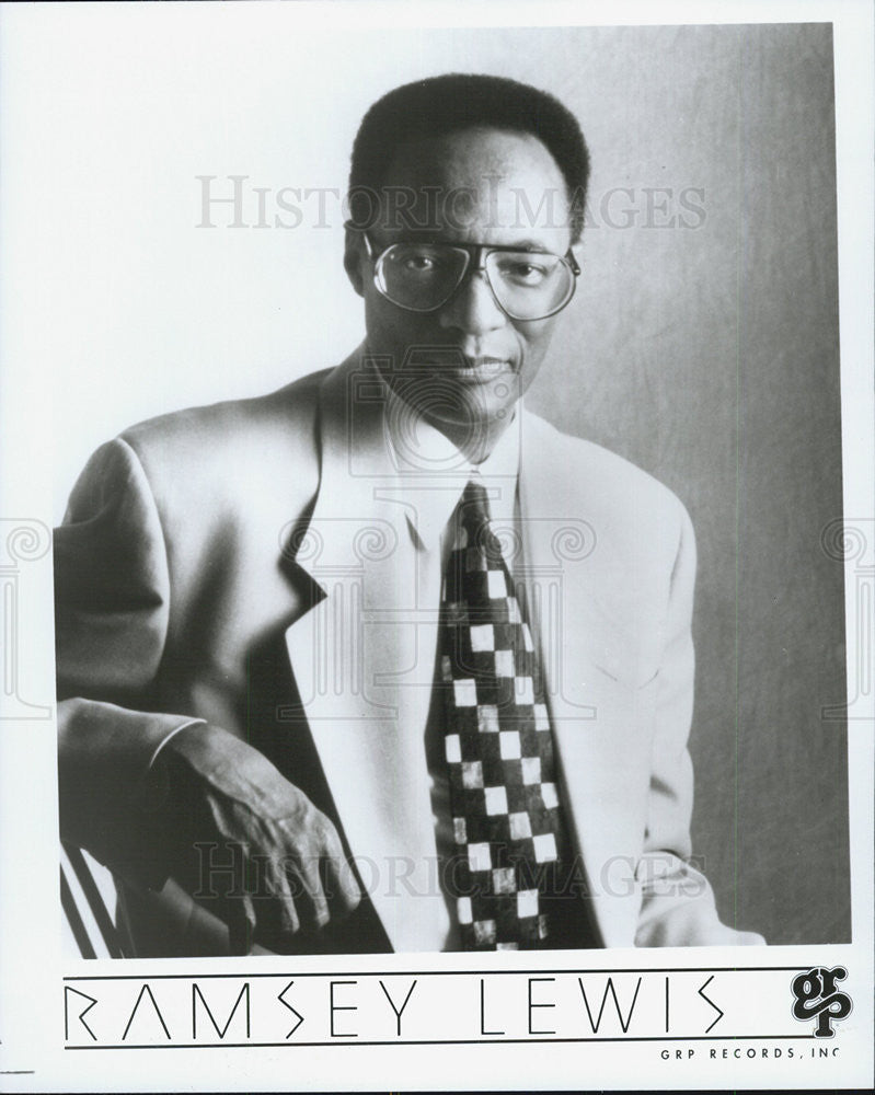 1995 Press Photo Musician Ramsey Lewis - Historic Images