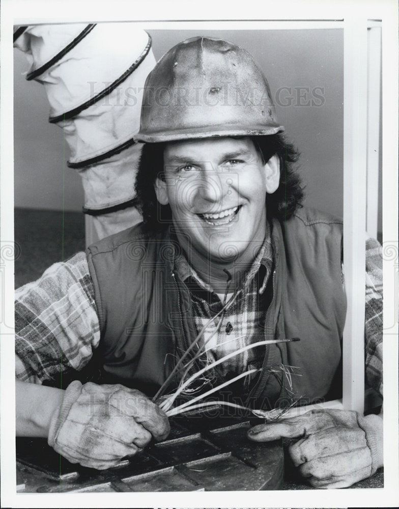 "1990 Press Photo Lenny Clarke in ""Lenny"" - Historic Images"