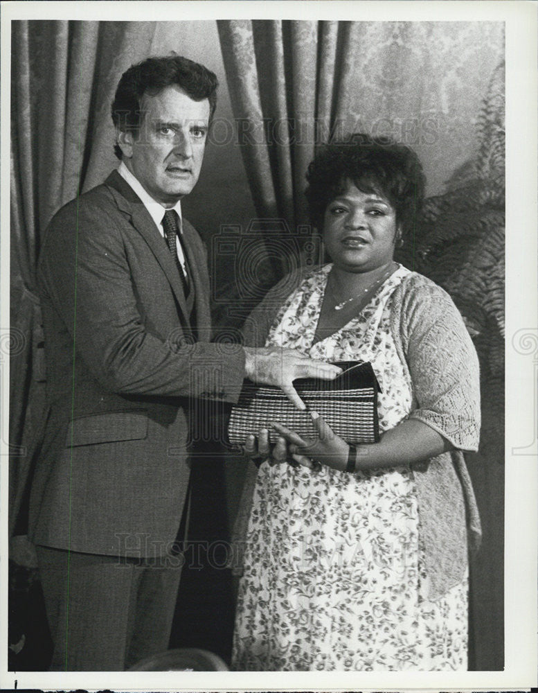 "1990 Press Photo Nell Carter in ""Lobo"" - Historic Images"