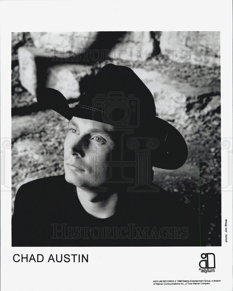 Press Photo Chad Austin - Historic Images