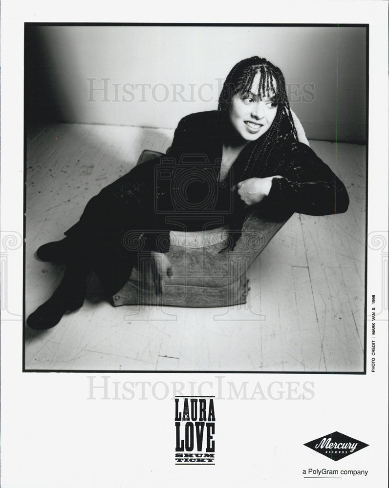 1999 Press Photo Laura Love - Historic Images