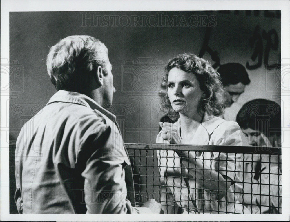 1982 Press Photo Lee Remick Jack Thompson THE LETTER - Historic Images