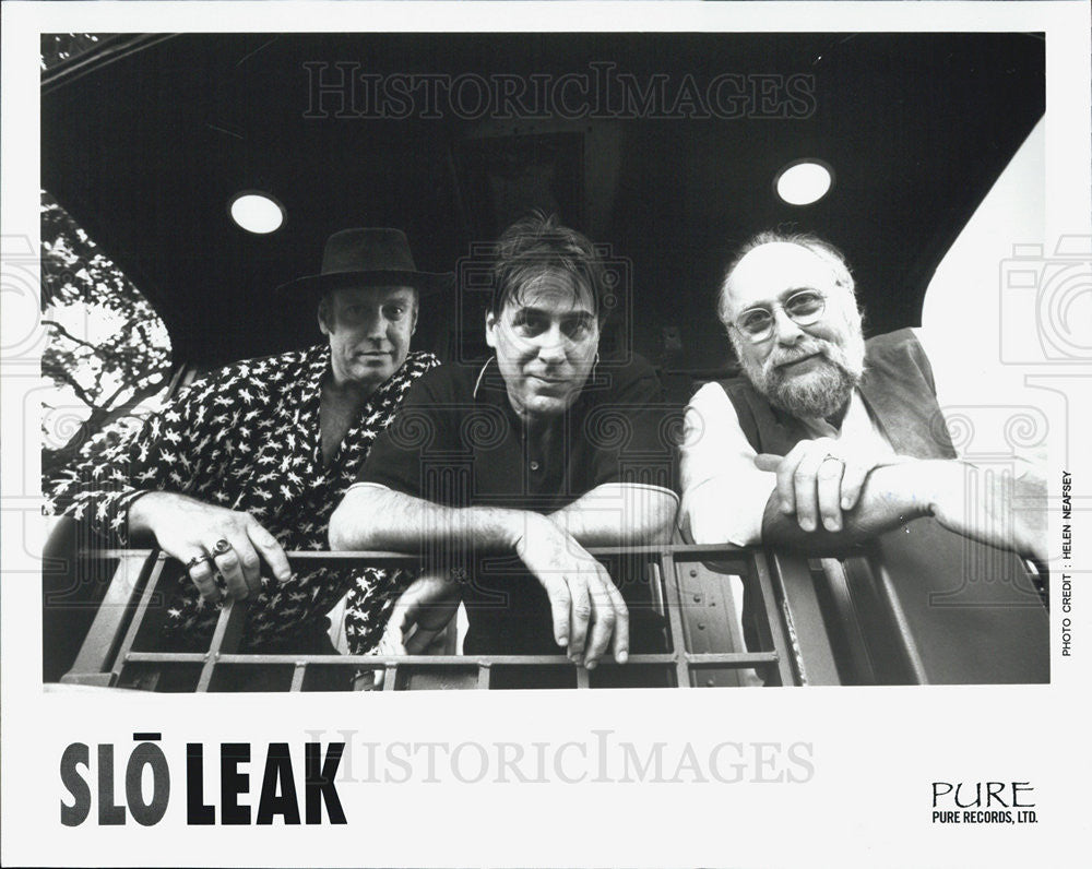 "Press Photo ""Slo Leak"" - Historic Images"