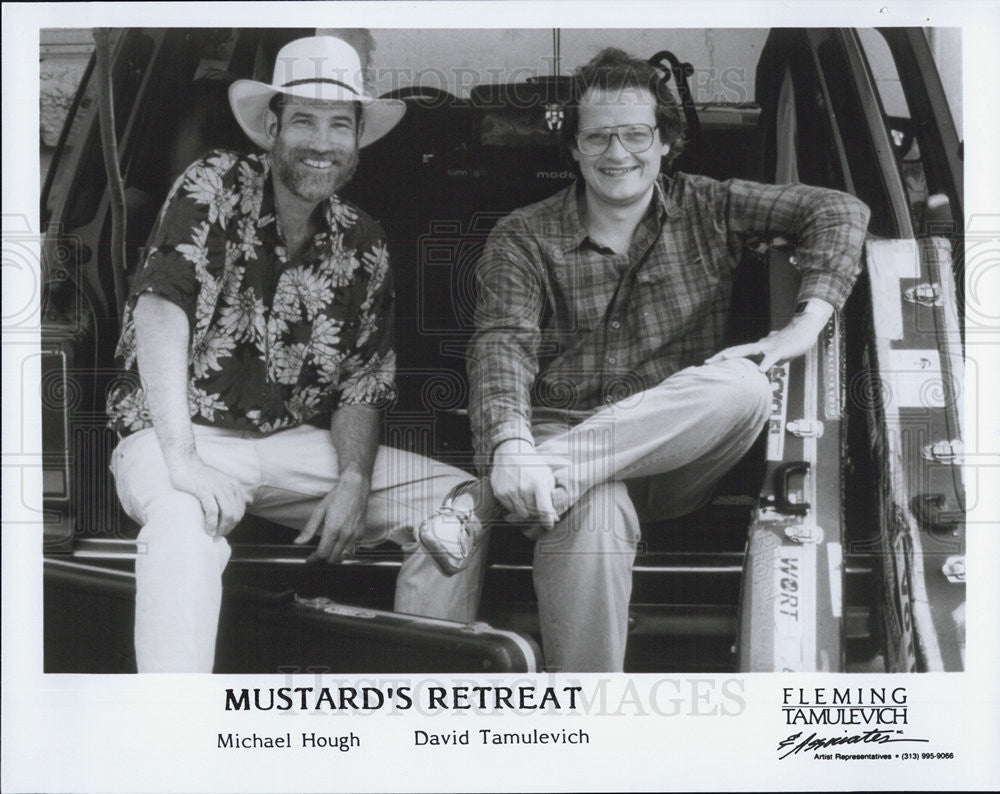 Press Photo Mustard's Retreat - Historic Images