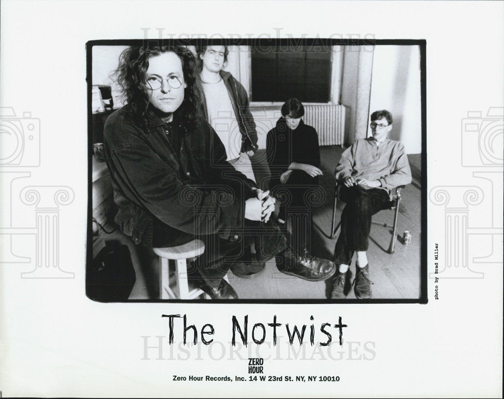 Press Photo The Notwist - Historic Images