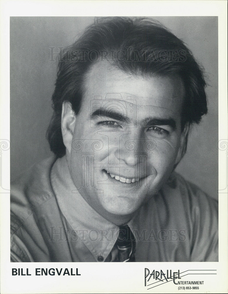 Press Photo Bill Engvall - Historic Images