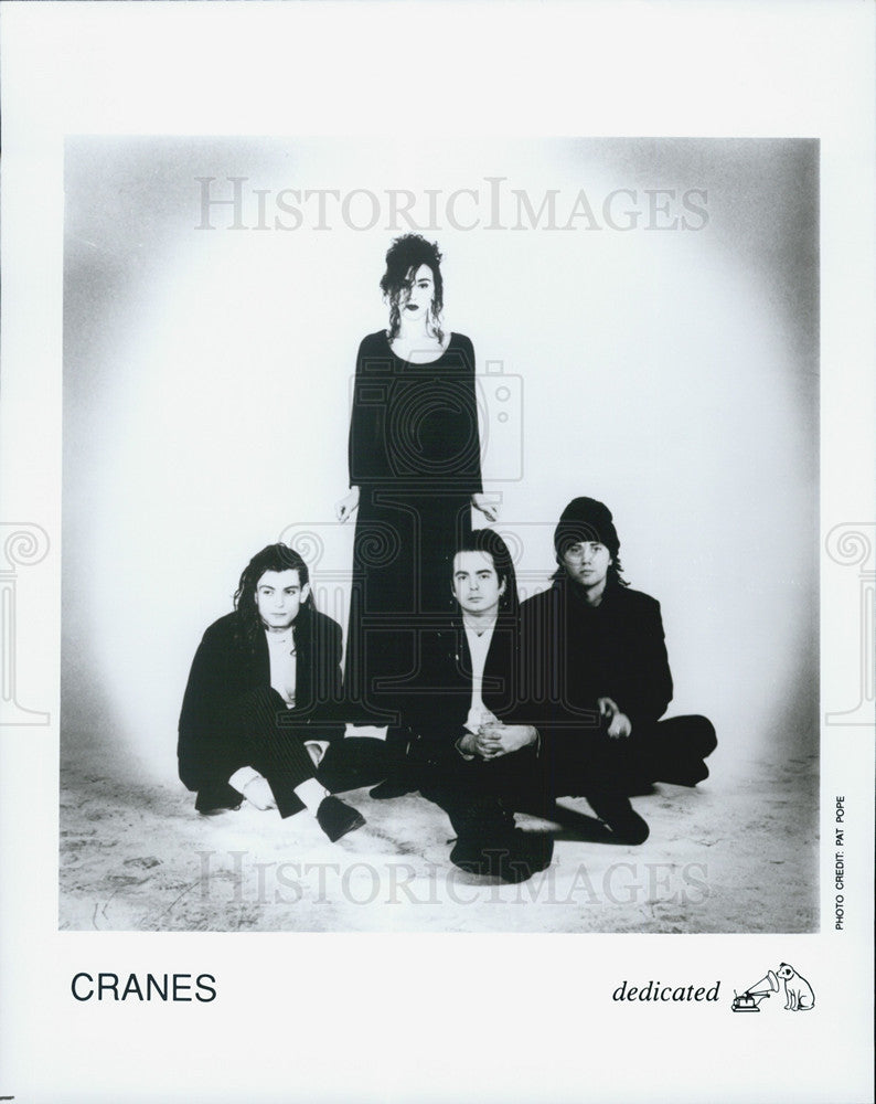 Press Photo Cranes - Historic Images