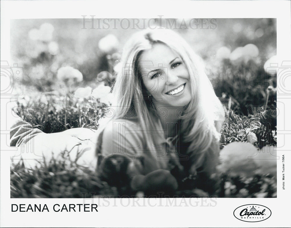 Press Photo Deana Carter - Historic Images