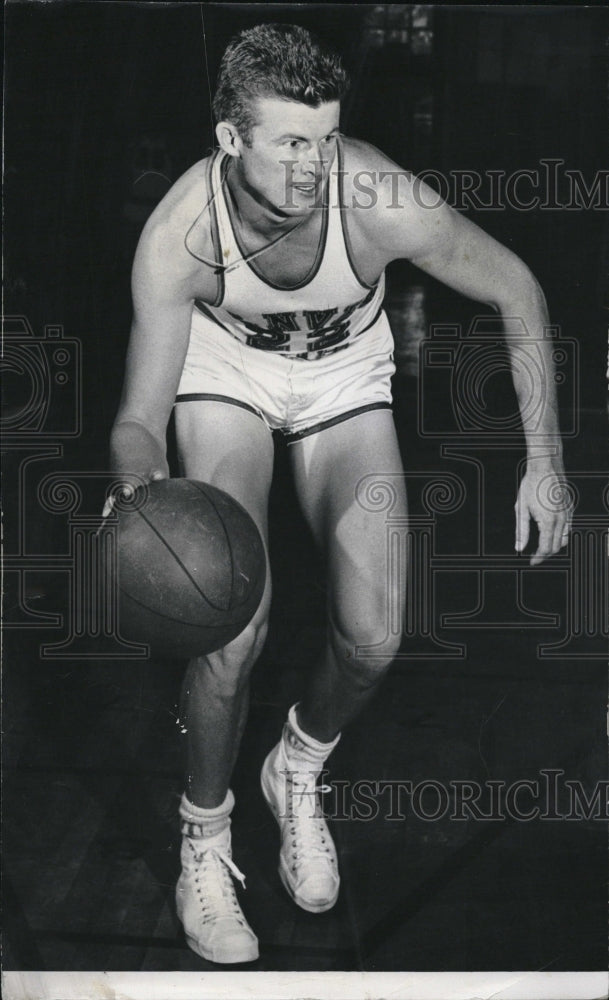 1950 Ronnie Johnson University of Denver - Historic Images