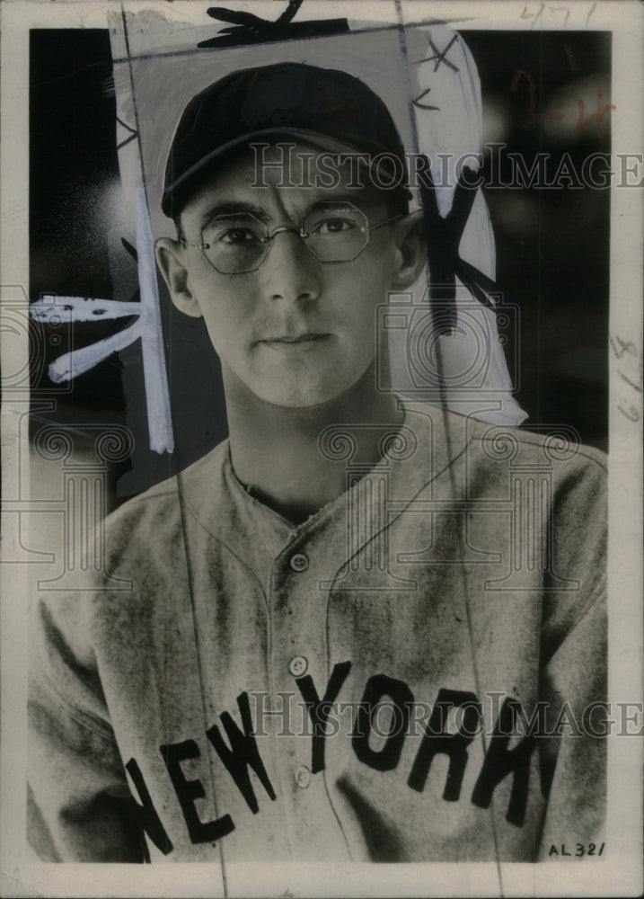 1932 Danny MacFayden  Boston Red Sox - Historic Images