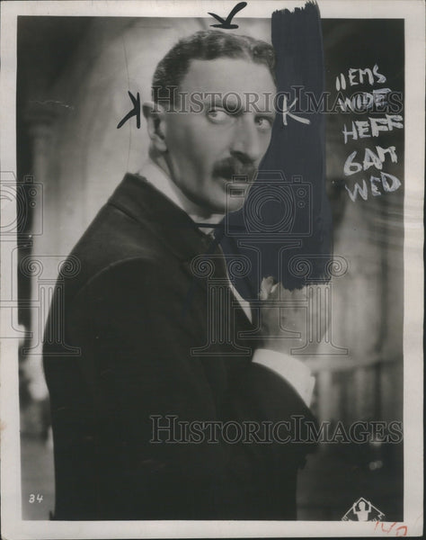 1932 Felix Bressart Actor - Historic Images