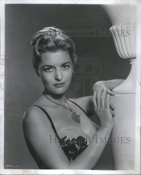 1960 Constance Mary Towers Actress Singer - Historic Images