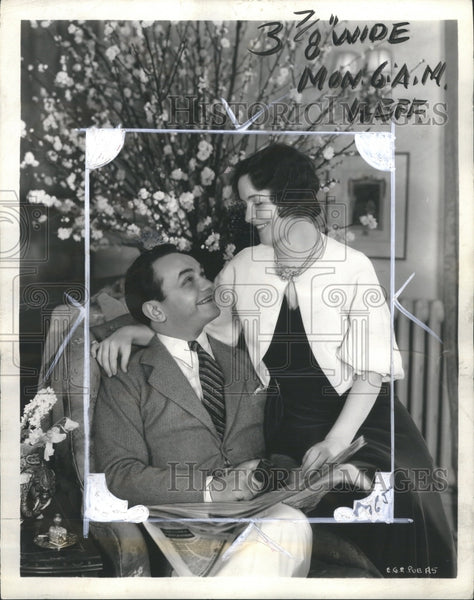 1932 Edward G. Robinson (Actor) - Historic Images
