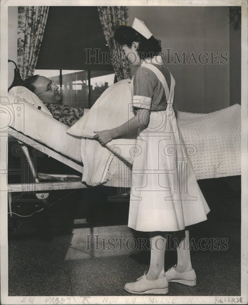 1946 Hospital Sense Institution Health Care - Historic Images