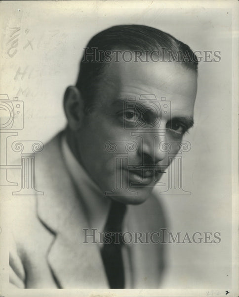 1932 C. Henry Gordon  - Historic Images