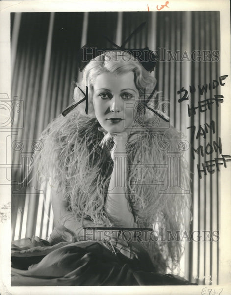 "1935 Muriel Evans ""Have a Heart"" - Historic Images"