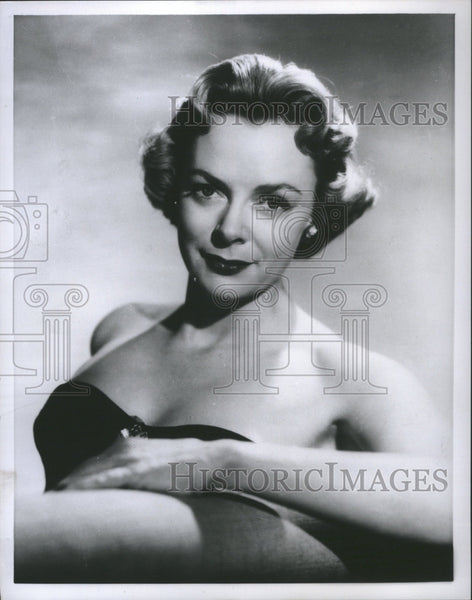 1958 June Lockhart American Actress - Historic Images