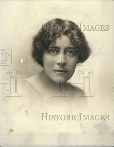 1919 Edith Wynne Matthison Actress - Historic Images