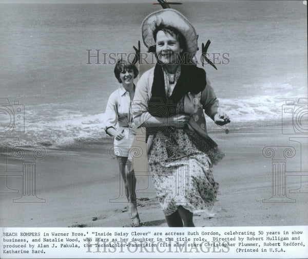 1966 Ruth Gordon Actress Inside Daisy Clove - Historic Images
