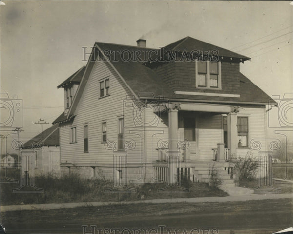 1923  Anna Patsile Lorne House - Historic Images